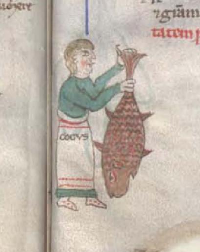 Versuch einer Kücheninventur – Kochutensilien im 12. Jahrhundert