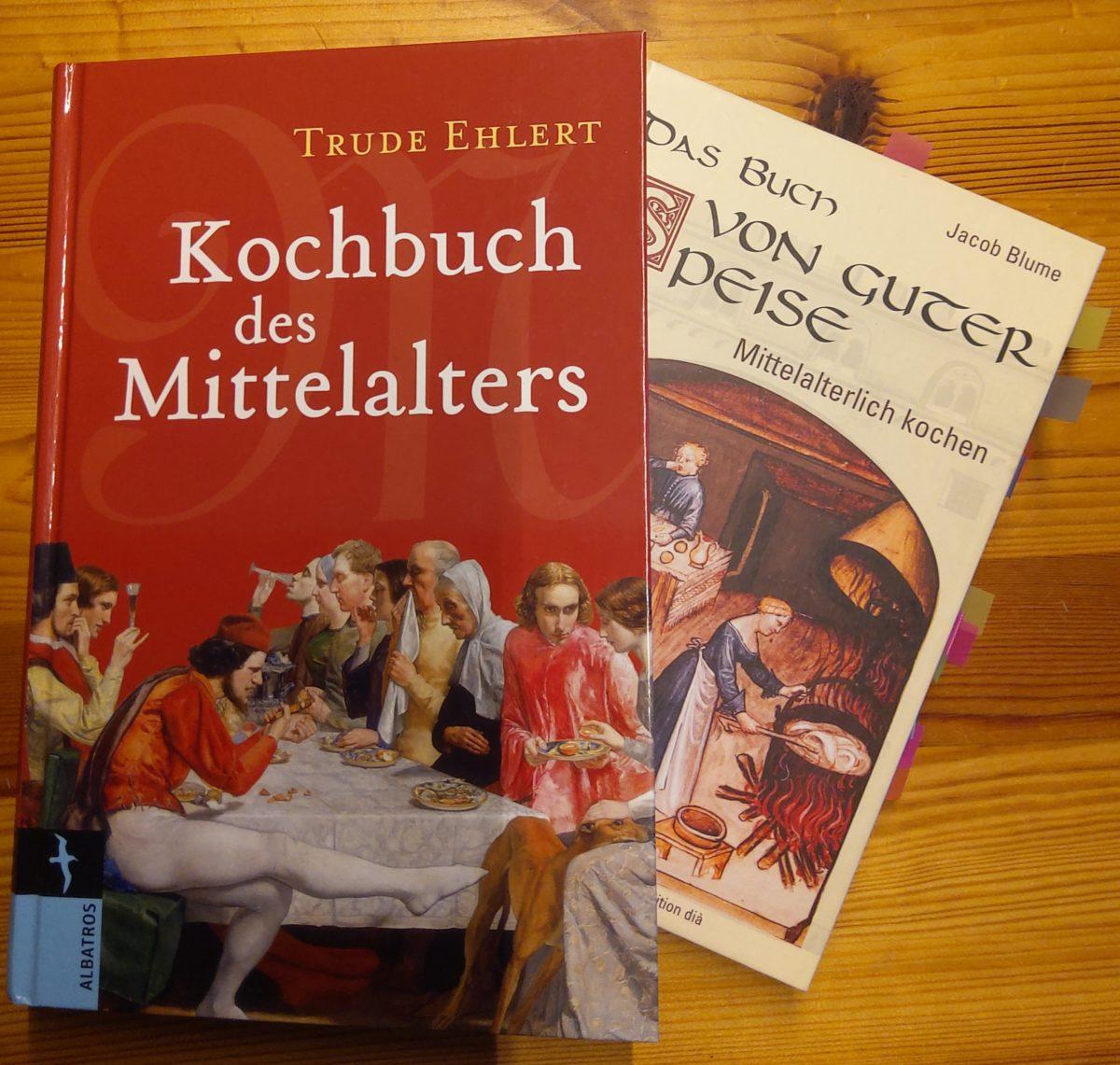 """""""Mittelalterkochbücher"""" – Rezensions-Duell Nr. 2"""