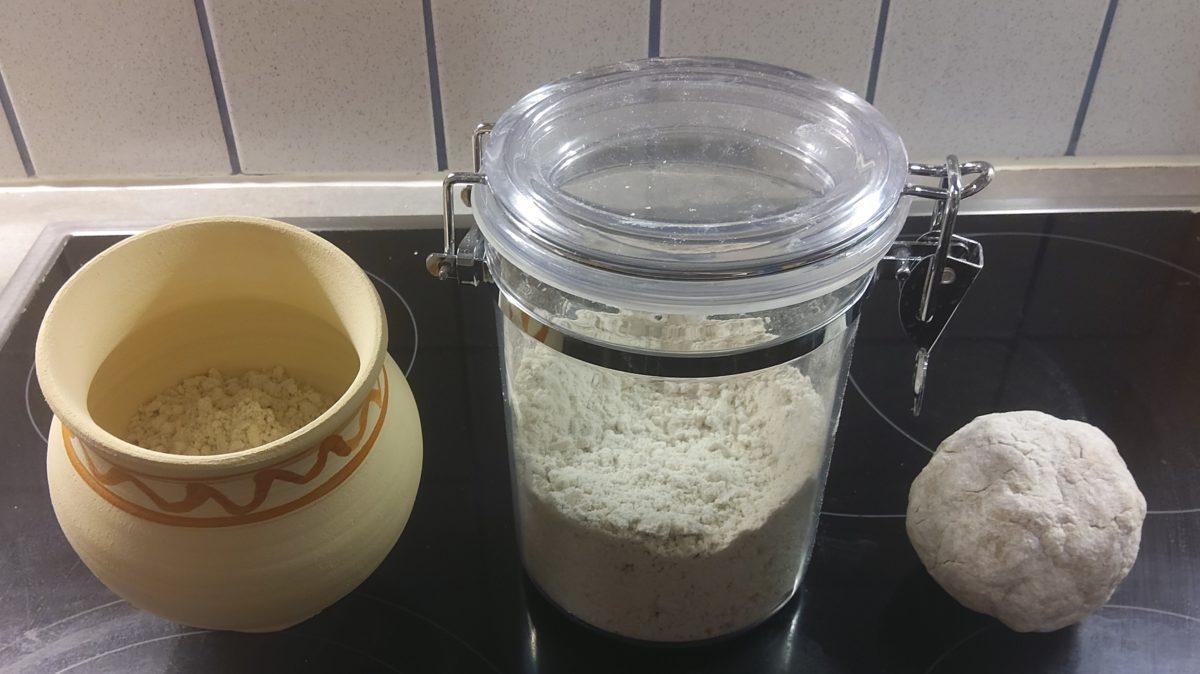 Kleines Sauerteig-Experiment
