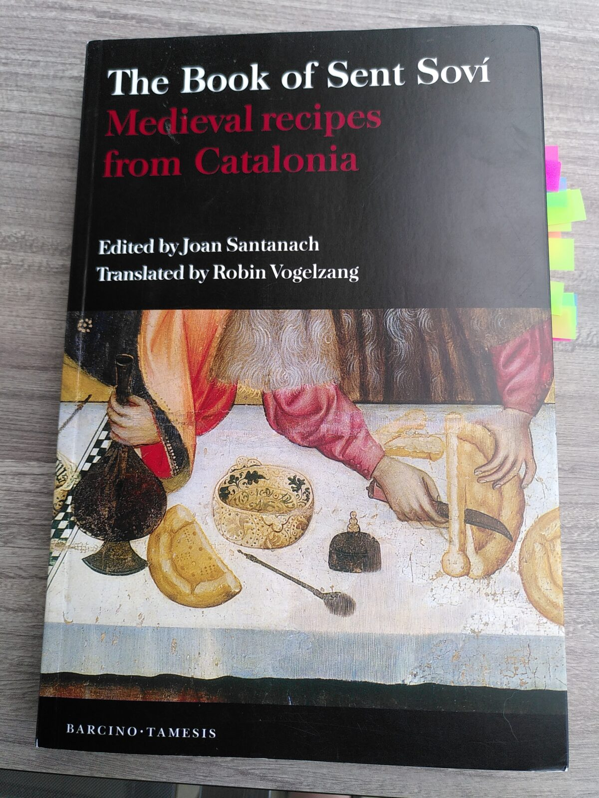 "Rezension – ""The Book of Sent Soví"" – Katalonische Rezepte aus dem 13./14. Jhd."